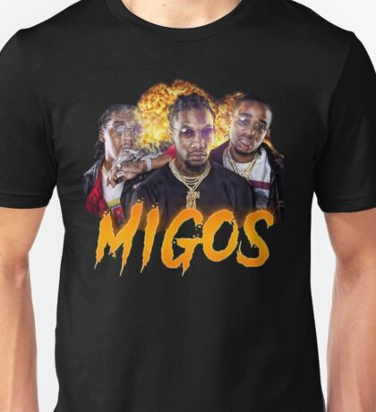 Migos culture gifts merchandise redbubble for T shirt by migos