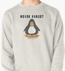Club Penguin Never forget Pullover