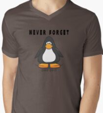 Club Penguin Never forget T-Shirt