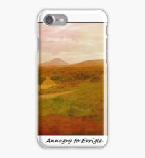 Annagry to Errigle iPhone Case/Skin