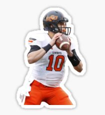 Mason Rudolph Oklahoma State Football Sticker