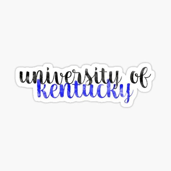 University of Kentucky - Style 1 Sticker
