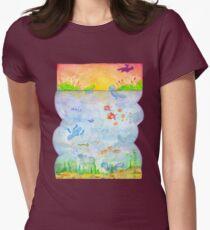 Pokemon - Sunset Lake T-Shirt