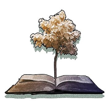 book tree by vixfx