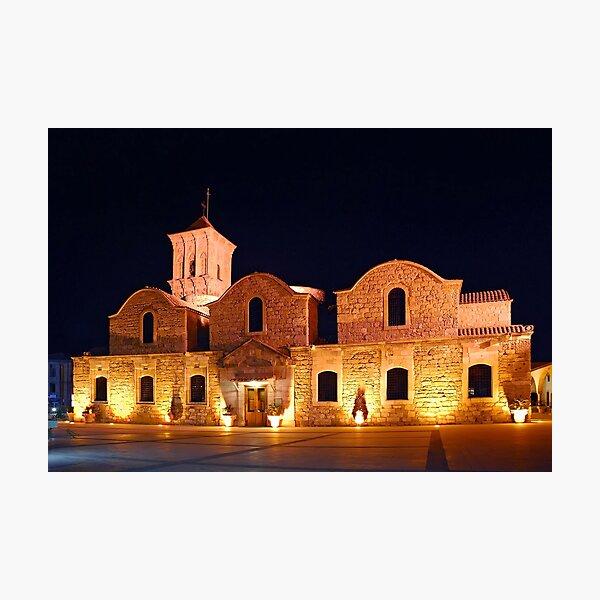 St Lazarus Church Photographic Print