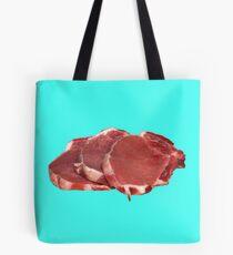 fresh meat Tote Bag