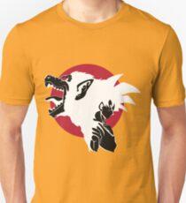 Goku Super Saiyan mono Unisex T-Shirt