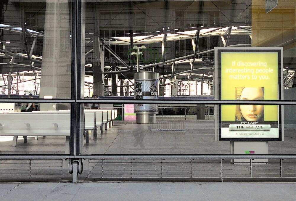 Southern Cross Station by eclectic1