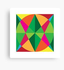 ALPHABET - Couleur - Canvas Print