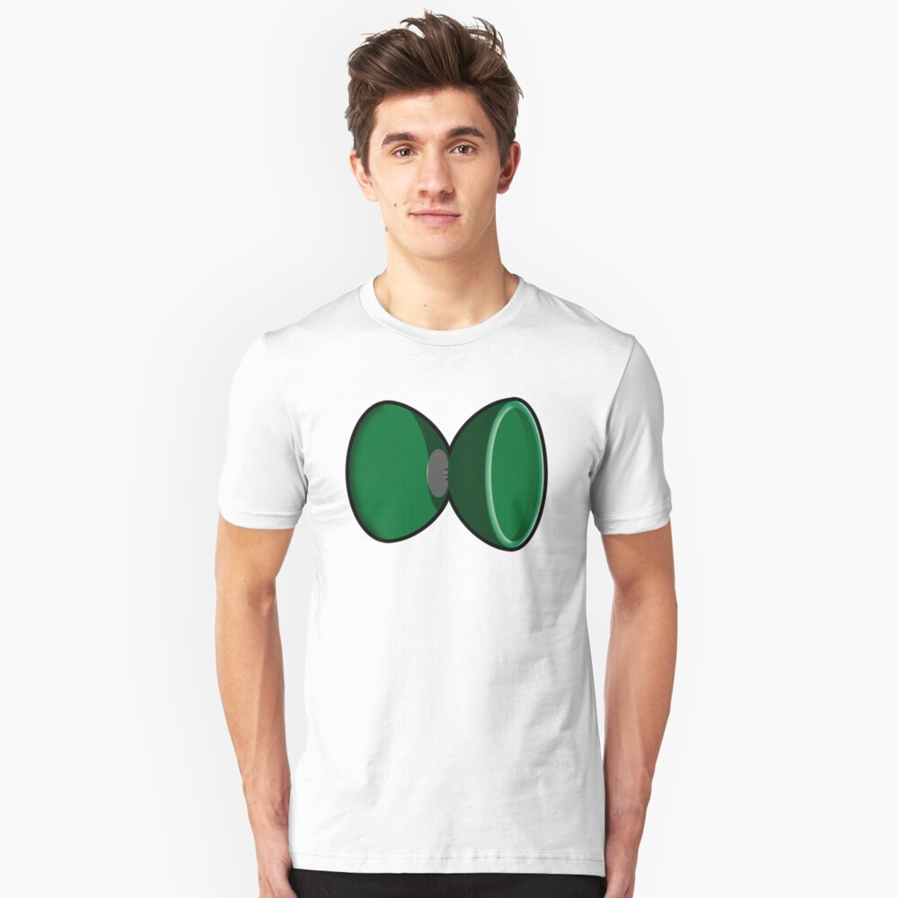 SPINFINITE Unisex T-Shirt Front