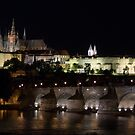 Prague by Per E. Gunnarsen