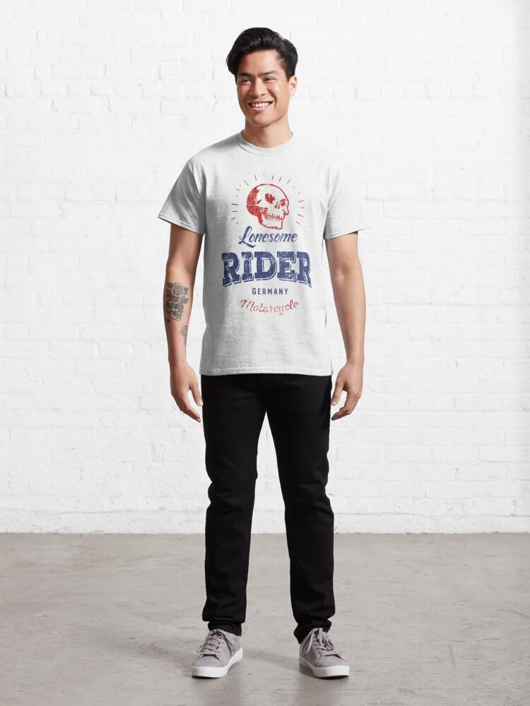 Alternative Ansicht von Lonesome Rider Classic T-Shirt