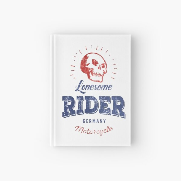 Lonesome Rider Hardcover Journal