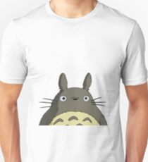 Mein Nachbar Totoro Slim Fit T-Shirt