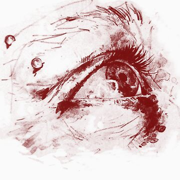pink eye by ianophelan