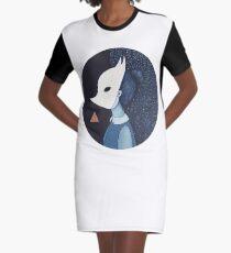Better Strange Graphic T-Shirt Dress