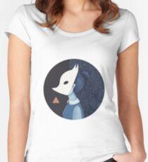 Better Strange Women's Fitted Scoop T-Shirt