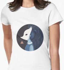 Better Strange Women's Fitted T-Shirt