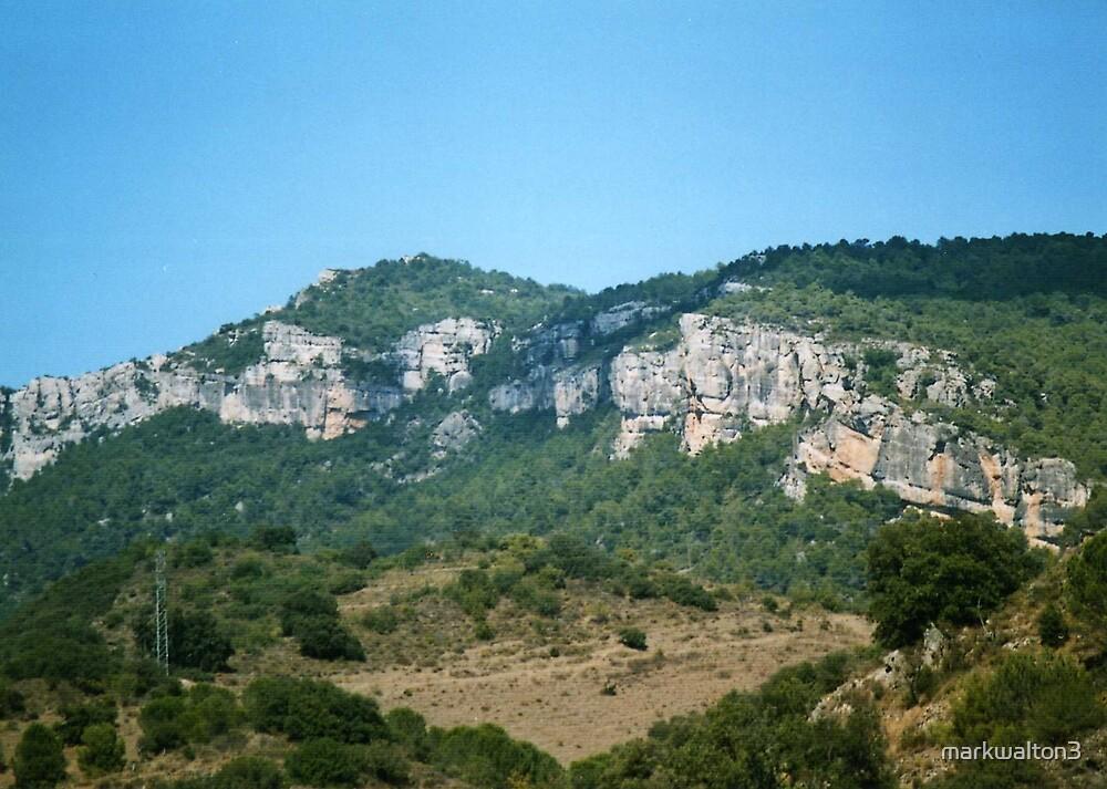 spanish mountains by markwalton3