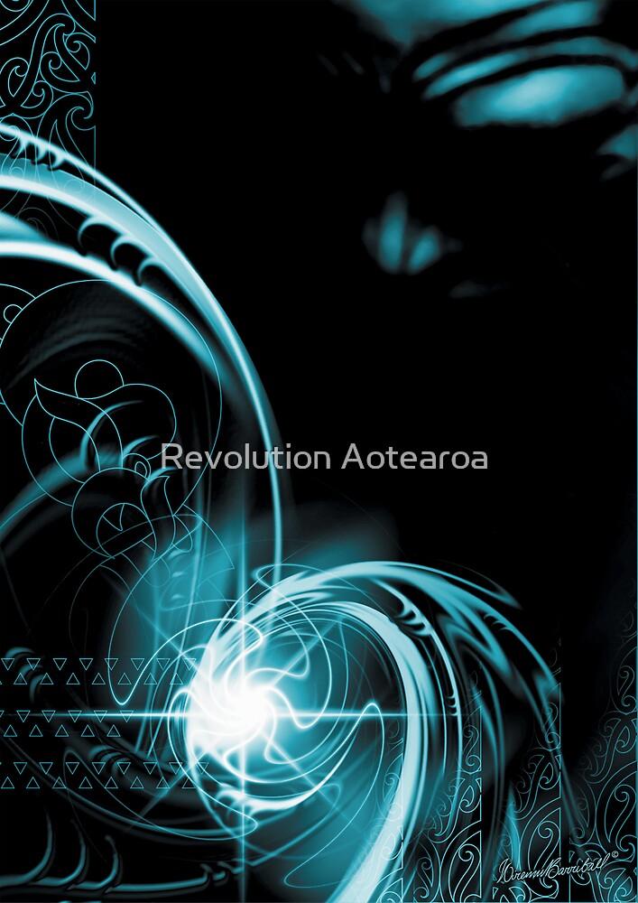 Ahi Kaa - Fires of the Homeland by Revolution Aotearoa