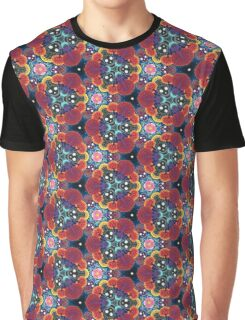 Skull Tree Forest Graphic T-Shirt