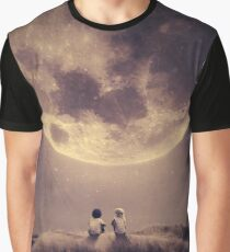 Where we tell our stories Graphic T-Shirt