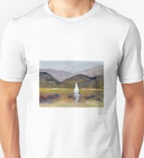 Winter Sailing at Our Island T-Shirt