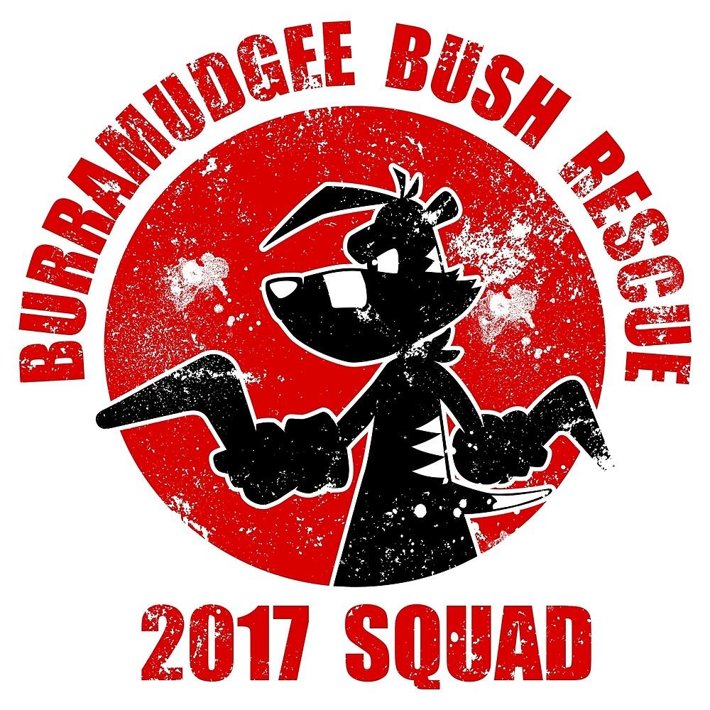 Bush Rescue 2017 Red Squad by KromeStudios