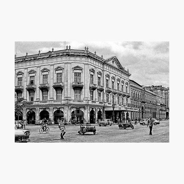 Havana Cuba Series - Cine Payret Photographic Print