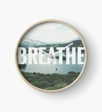 Breathe Clock