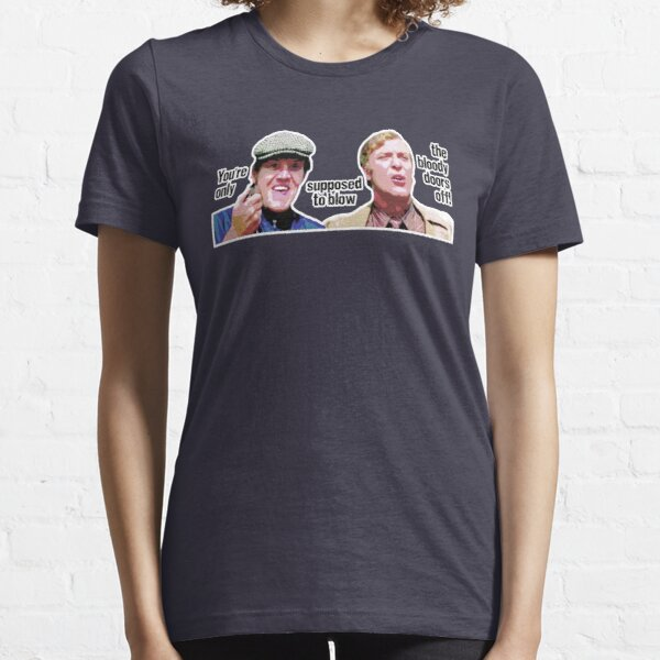Michael Caine - Italian Job Essential T-Shirt
