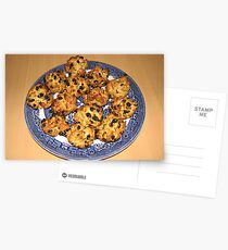 Oven Fresh Rock Cakes Postcards