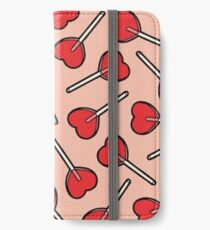 Vinilo o funda para iPhone Lollipop Hearts / Lolita estética