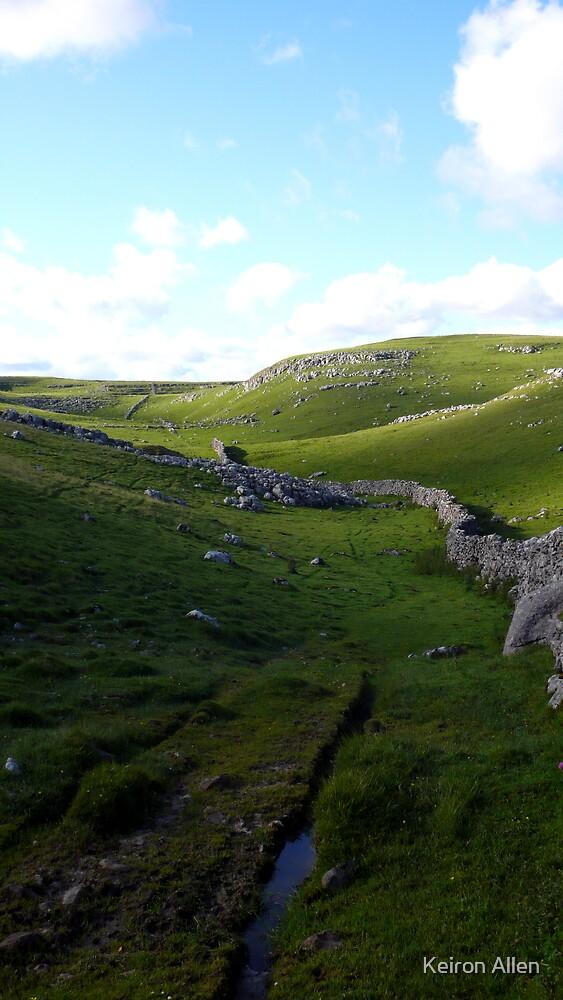 Hawkswick Clowder III - Yorkshire Dales by Keiron Allen