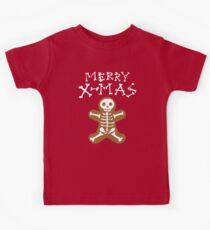 Skeleton Gingerbread Man  Kids Clothes