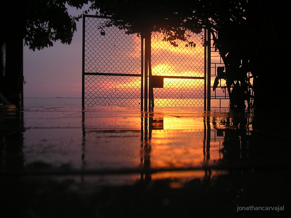 Sea Gate  by jonathancarvajal