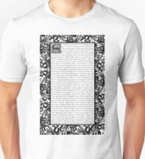 All Star by Smash Mouth - William Morris Inspired T-Shirt