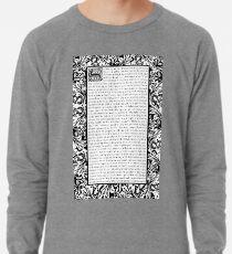All Star von Smash Mouth - William Morris inspiriert Leichter Pullover