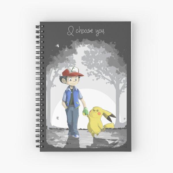 I Choose You Spiral Notebook
