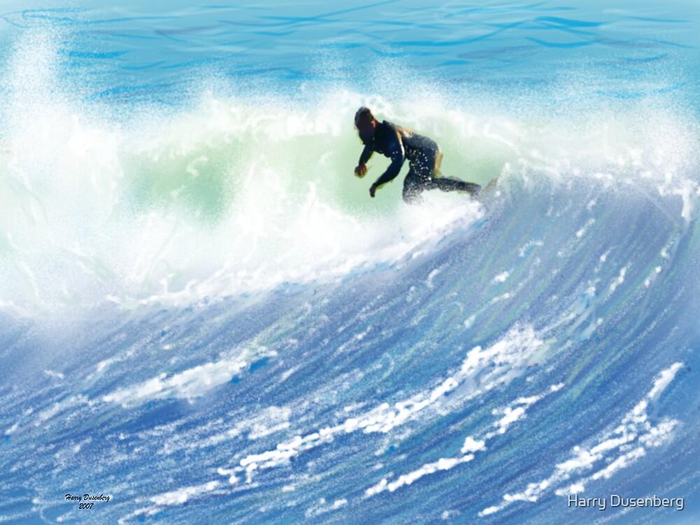 Surfer by Harry Dusenberg
