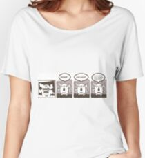 Tentacle Robot Story - Modifications Women's Relaxed Fit T-Shirt