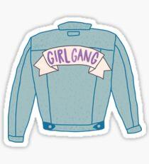 Girl Gang Sticker