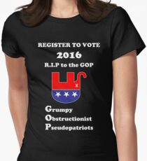 Register to Vote for 2016 -- Anti-GOP T-Shirt