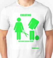 cheaters beware T-Shirt