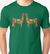 STEREO LLAMA Unisex T-Shirt