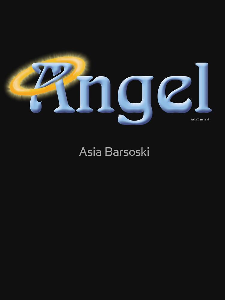 Angel by abarsoski