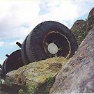 Tires by Robert Lake