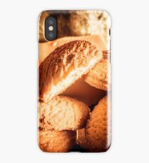 Butter shortbread biscuits iPhone Case