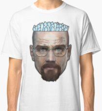Breaking Bad - Walter White Meth Head Classic T-Shirt