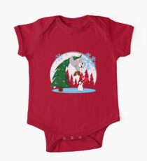 Sloth and Friend Holiday Kids Clothes